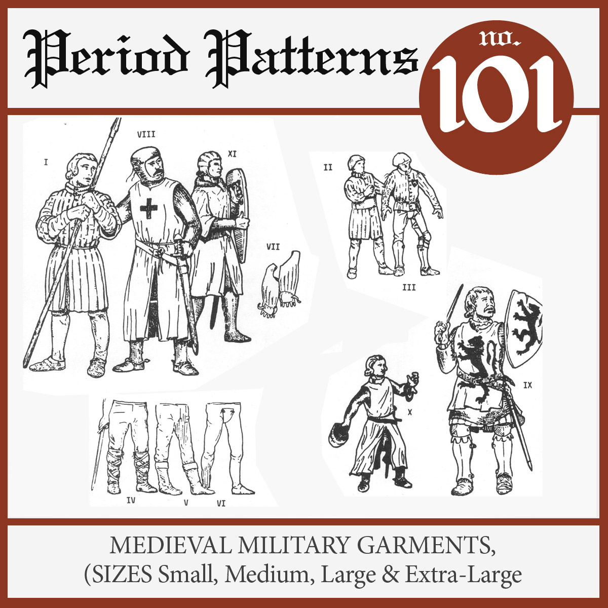 medieval-periodic-authentic-patterns no.101